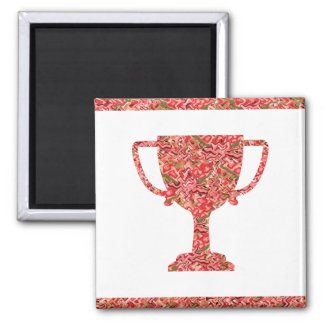 Ondas del ganador que ganan imagen iman para frigorífico