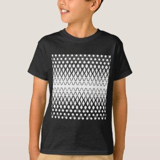 Ondas en partículas camiseta