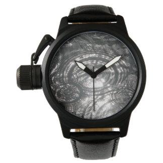 Ondulaciones en el agua (reloj) reloj
