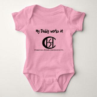 Onezee para el bebé del tod camisetas