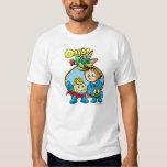Onion & Pea  cover t-shirt. Camiseta