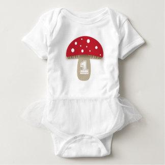 Onsie adaptable de la fiesta de jardín body para bebé
