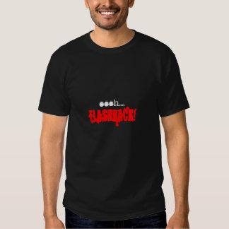 oooh….¡, RETROCESO! Camisetas
