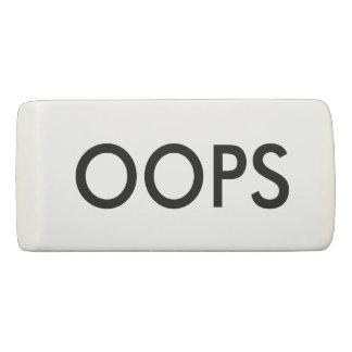 OOPS borrador de Minimalistic