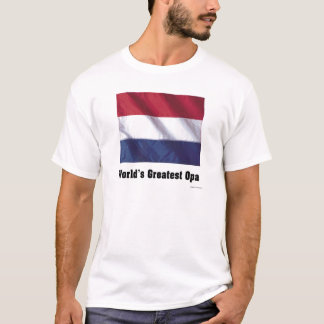 Opa más grande del mundo camiseta