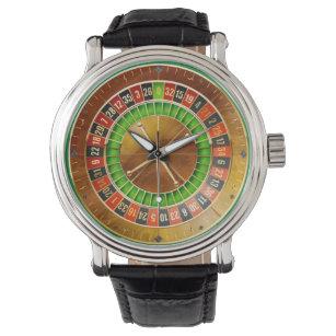Opciones de reloj y número de ruleta 1