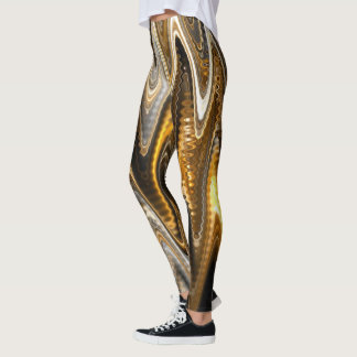 Opciones radicales del arte 50 leggings