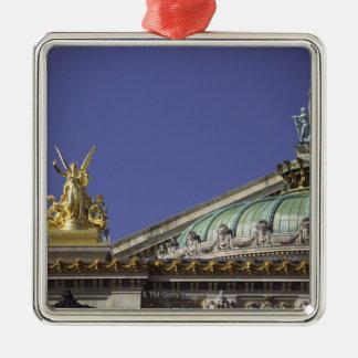 Ópera de París Garnier en París, Francia Ornamento De Navidad