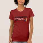 Operación: Rojo viernes de la ayuda Camiseta