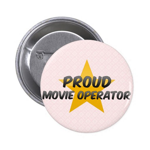 Operador orgulloso de la película pins