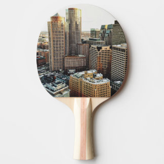 Opinión de Boston Pala De Ping Pong