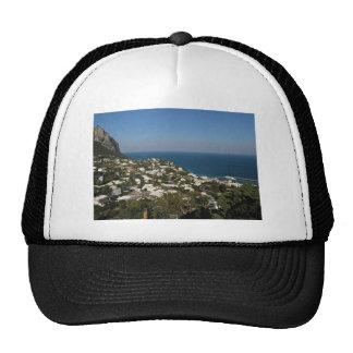 Opinión de Capri del puerto deportivo grande Gorros Bordados