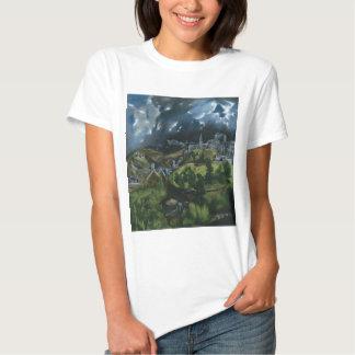 Opinión de El Greco de Toledo Camisetas