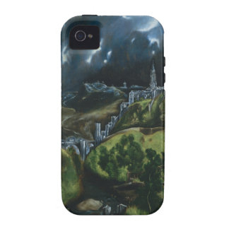 Opinión de El Greco de Toledo iPhone 4/4S Carcasa