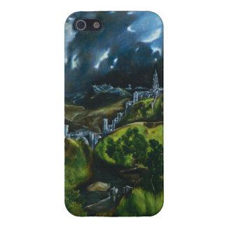 Opinión de El Greco del caso del iPhone 5 de Toled iPhone 5 Fundas