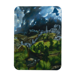 Opinión de El Greco del imán de Toledo