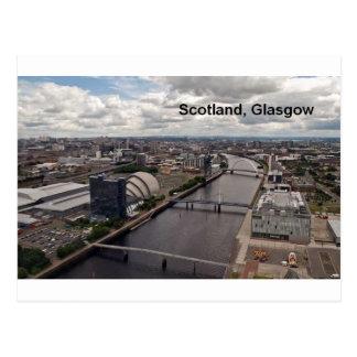 Opinión de Escocia de la torre de Glasgow (St.K.) Postal