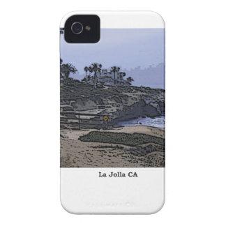 Opinión de la ensenada de La Jolla iPhone 4 Coberturas