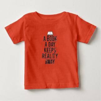 Opinión de la vida camiseta de bebé