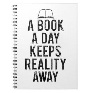 Opinión de la vida cuaderno