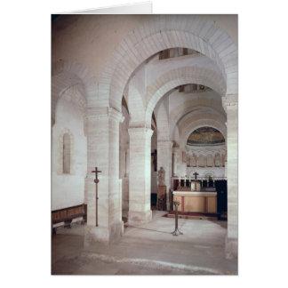 Opinión el coro, construida en el ANUNCIO 806 Tarjetón