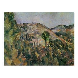 Opinión el Domaine San José, últimos 1880s Postal