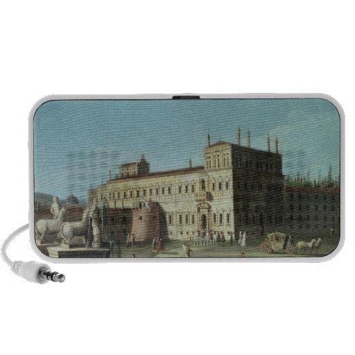 Opinión el Palazzo del Quirinale, Roma iPod Altavoz