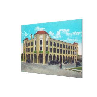 Opinión exterior el Del Ming HotelYuma AZ Impresión En Lona