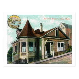 Opinión exterior MansionSitka ejecutivo AK Postales