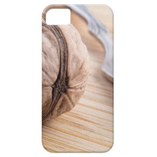 Opinión macra sobre las nueces y el primer de la funda para iPhone SE/5/5s