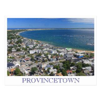 Opinión Provincetown Cape Cod del monumento del Postal