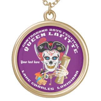 Opinión redonda de Lafitte del pirata de la reina  Collares