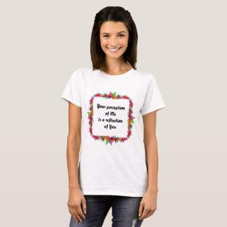 Opinión - verdad y mentiras camiseta