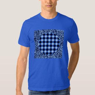 optic,music,sound,fashion,blue.eye camiseta