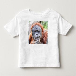orang incompleto camiseta de bebé