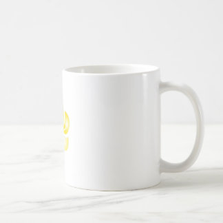 orange flower rectangle .gif taza de café