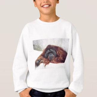 Orangután Sudadera