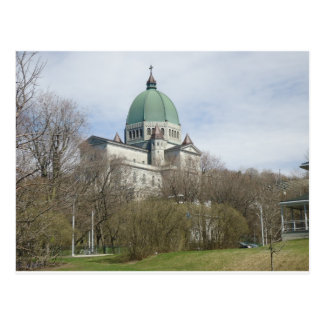 Oratorio de San José, Montreal Postal