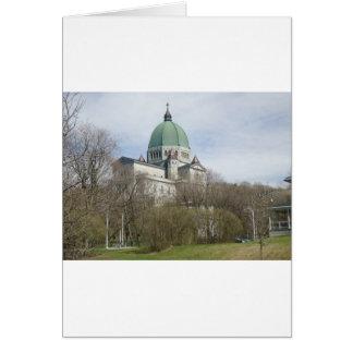 Oratorio de San José Montreal Felicitacion