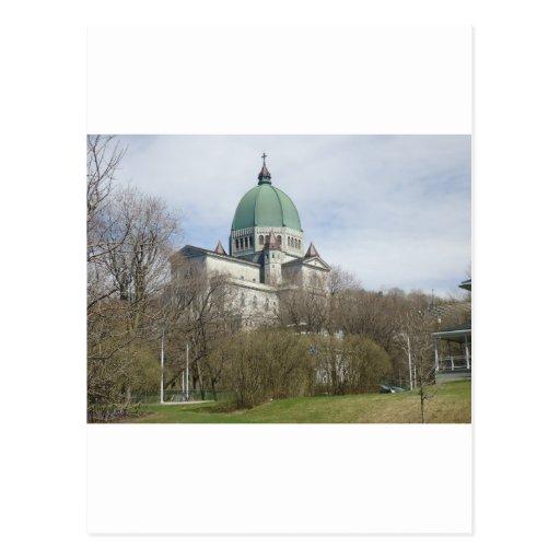 Oratorio de San José, Montreal Tarjetas Postales