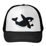 Orca linda (orca) gorras