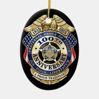 Orden de Faternal del ornamento de la policía