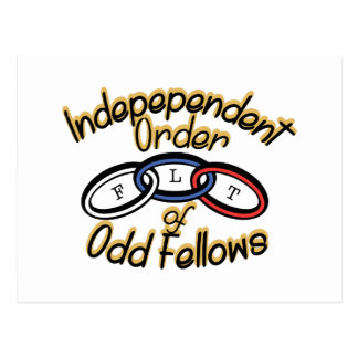 Orden independiente postal