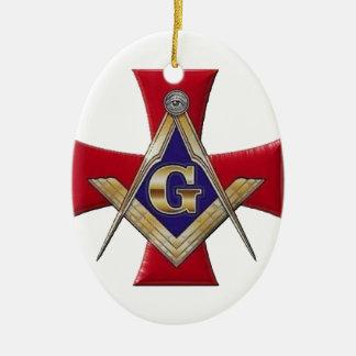 Orden sagrada de la fraternidad adorno de cerámica