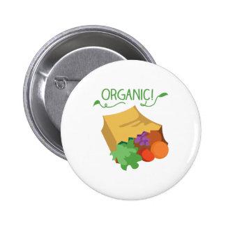 Orgánico Chapa Redonda 5 Cm