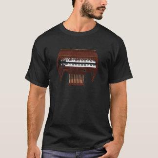 Órgano del autobús de dos pisos: modelo 3D: Camiseta