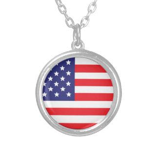 Orgullo americano collares