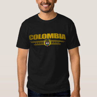 """""""Orgullo"""" Apperal de Colombia Camisas"""