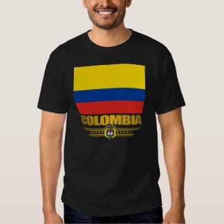 """""""Orgullo"""" Apperal de Colombia Camiseta"""