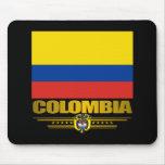 """""""Orgullo de Colombia """" Alfombrilla De Ratón"""